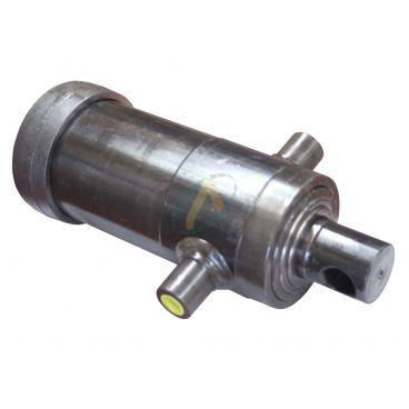 Vérin hydraulique télescopique 8 éléments tige : 46/61/76/91/107/126/145/165 fixation haute