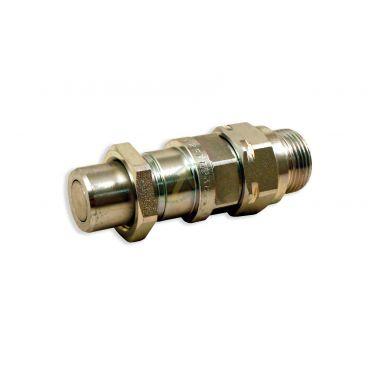 Coupleur mâle multifaster module 3/8 - mâle DIN 15 L