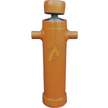 Vérin hydraulique télescopique à rotule 4 éléments tige : 88/107/126/145