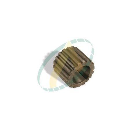 Manchon 14 dents pour boîtier multiplicateur aluminium groupe 2