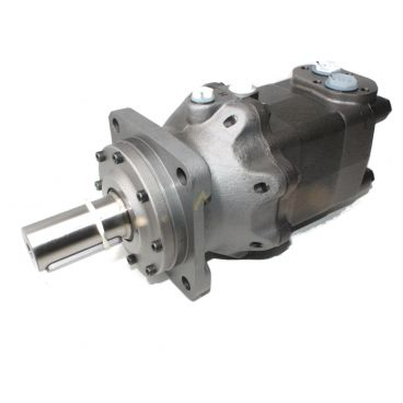 Moteur hydraulique Danfoss type OMT 400 cm3 Arbre cylindrique 40mm - Frein négatif