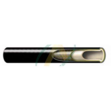 Flexible P1T diamètre 1/2 1 tresse métallique acier 190 bar