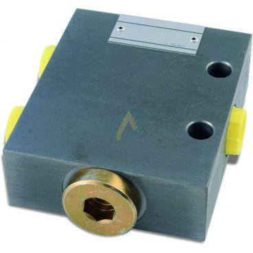 Diviseur de débit 50/50 jusqu'à 50l/min