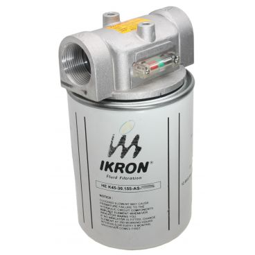 """Filtre retour en ligne SPIN ON 120l/min 10 µm 1"""" 1/4 BSP"""