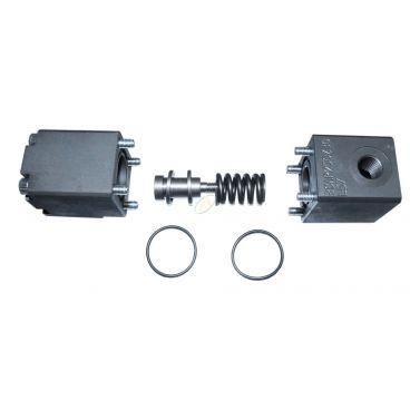 Cloche pour commande hydraulique proportionnelle (50 bar max)