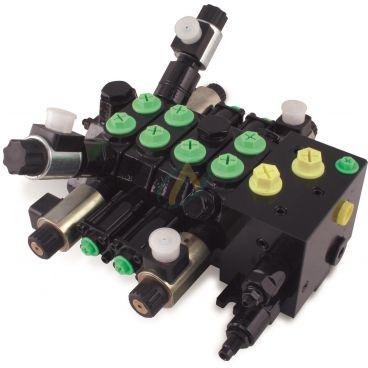 Kit distributeur à commande basse pression pour débroussailleuse