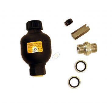 Kit pour débit de pompe de 25 à 55 L/min