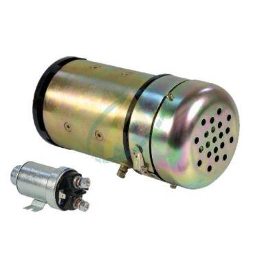 Moteur électrique à courant continu 4000 Watts 24 Volts