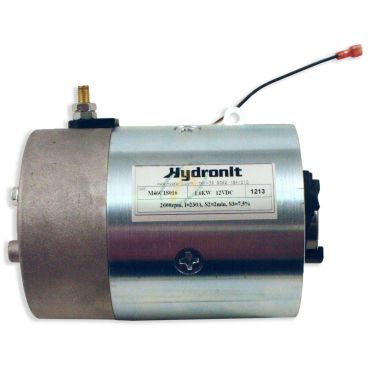 Moteur électrique à courant continu 1600 Watts 12 Volts
