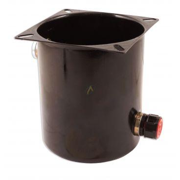 Réservoir Horizontal Rond Acier 1,5 litre