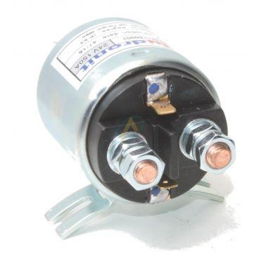 Relais de démarrage 24VDC 150 ampères pour moteur de diamètre 80 et 114 mm