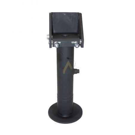 Béquille hydraulique diamètre 65 mm pour remorque agricole