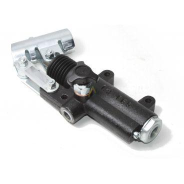 Pompe hydraulique manuelle en ligne simple effet 20 cm3, 350 bars