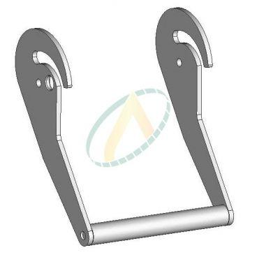 Levier de verrouillage platine Multifaster PS06 P606
