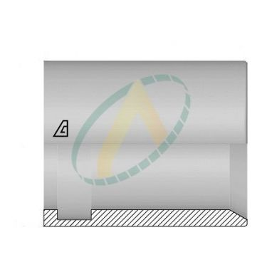 """Jupes 6 mm ( 1/4"""" ) pour flexibles Teflon PTFE Lisse, Sans dénudage simple accroche"""