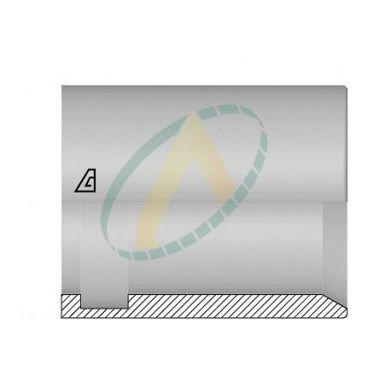 """Jupes 13 mm ( 1/2"""" ) pour flexibles Teflon PTFE Lisse, Téflon PTFE convoluté, Sans dénudage simple accroche"""