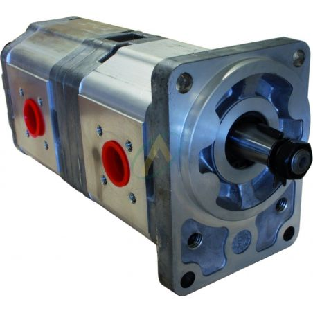 Pompe hydraulique pour moissonneuse batteuse Fiat someca TF42 TF44