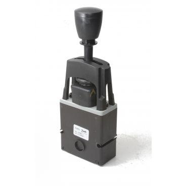 Manipulateur Danfoss PVRES, 1 fonction proportionnelle avec blocage mécanique