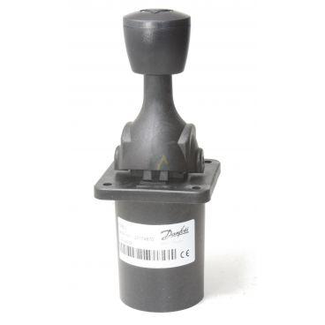 Manipulateur Danfoss PVREL, 1 fonction proportionnelle maintenue avec interrupteur neutre