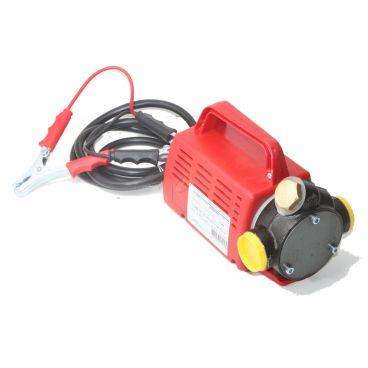 Pompe de transfert de gazoil 24 V, 60l/min