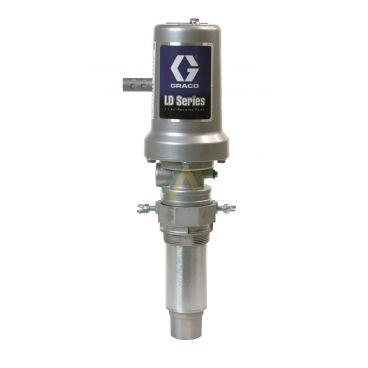 Pompe à huile pneumatique 3:1 avec adaptateur de bonde