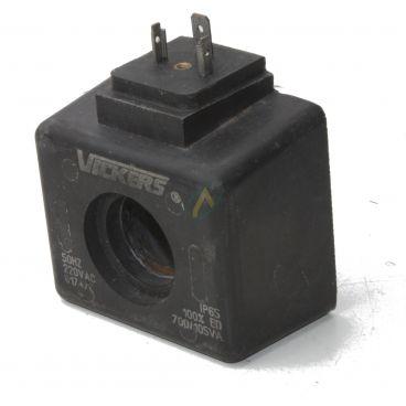 Bobine électrique Carrée 220V AC diamètre intérieur 25 mm longueur 44 mm