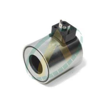 Bobine électrique Ronde 48V CC diamètre intérieur 31 mm longueur 72 mm