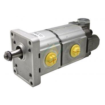 Pompe hydraulique pour moissonneuse batteuse Massey Ferguson MF36 MF38 MF40