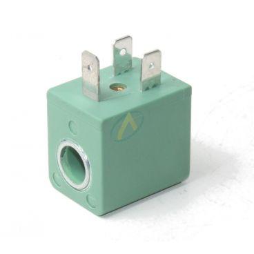 Bobine électrique Carrée 220V AC diamètre intérieur 10 mm longueur 30 mm