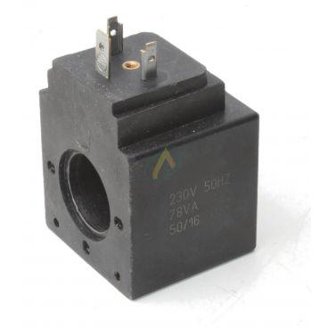 Bobine électrique Carrée 220V AC diamètre intérieur 22 mm longueur 42 mm