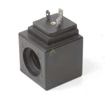 Bobine électrique Carrée 24V AC diamètre intérieur 22 mm longueur 42 mm