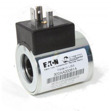 Bobine électrique Ronde 12V CC diamètre intérieur 12,9 mm longueur 47 mm