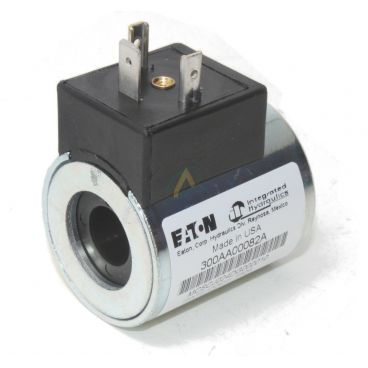 Bobine électrique Ronde 24V CC diamètre intérieur 12,9 mm longueur 47 mm puissance 23 Watts