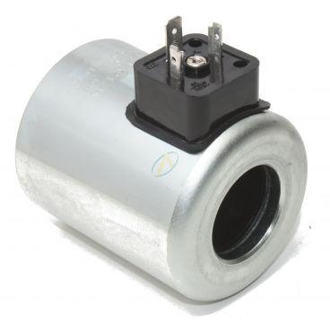 Bobine électrique Ronde 12V CC diamètre intérieur 31 mm longueur 72 mm