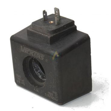 Bobine électrique Carrée 110V AC diamètre intérieur 25 mm longueur 44 mm