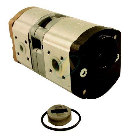 Pompe hydraulique pour moissonneuse batteuse Massey Ferguson 520