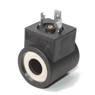 Bobine électrique Ronde 220V rAC diamètre intérieur 13 mm longueur 34 mm