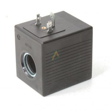 Bobine électrique Carrée 12V CC diamètre intérieur 19 mm longueur 55 mm