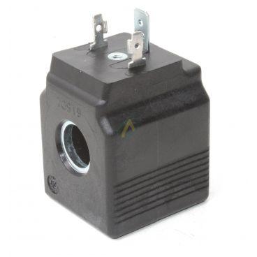 Bobine électrique Carrée 12V CC diamètre intérieur 13 mm longueur 38 mm