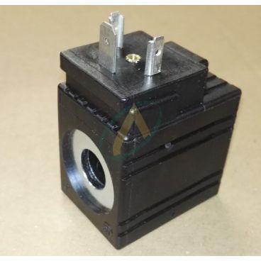 Bobine électrique Carrée 24V CC diamètre intérieur 13 mm longueur 45 mm puissance 14 Watts