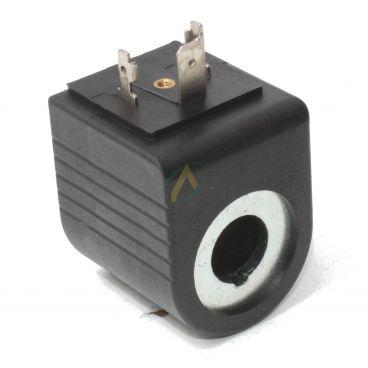 Bobine électrique Ronde 12V CC diamètre intérieur 14 mm longueur 40 mm puissance 27 Watts