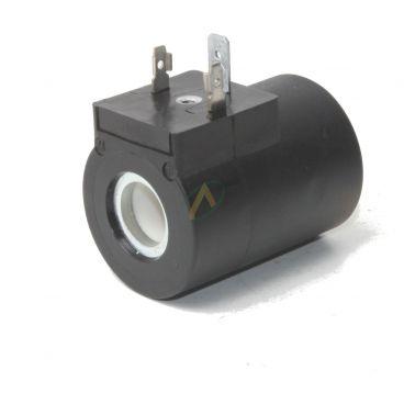 Bobine électrique Ronde 24V CC diamètre intérieur 14 mm longueur 51 mm puissance 21 Watts