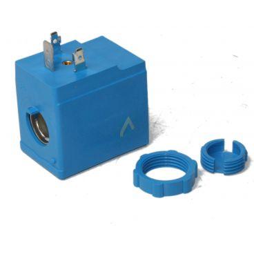 Bobine électrique Carrée 24V AC diamètre intérieur 15 mm longueur 45 mm puissance 8.5 Watts