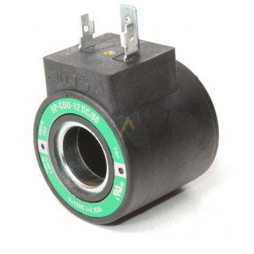 Bobine électrique Ronde 12V CC diamètre intérieur 18 mm longueur 39 mm