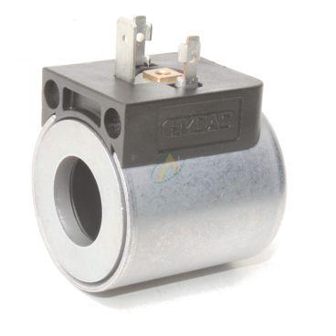 Bobine électrique Ronde 24V CC diamètre intérieur 18 mm longueur 40 mm