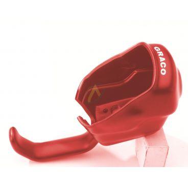 Protection de gâchette de couleur pour pistolets de distribution d'huile avec volucompteur digital