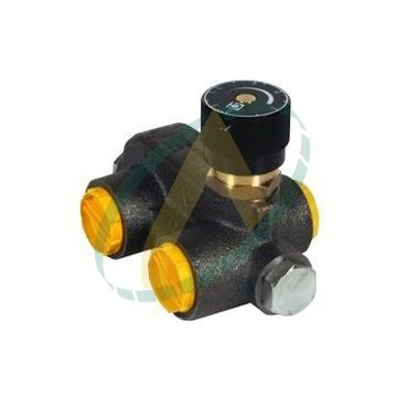 Diviseur de débit hydraulique réglable de 0 à 50 l/min, pression maximale 300 bars