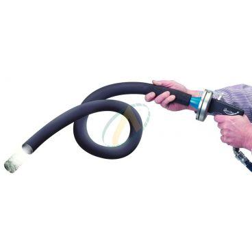 """Ensemble de dépollution de flexibles 1/8 à 1"""" 1/4 avec lanceur et projectiles"""