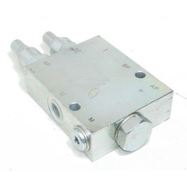 Valve basse pression haute pression, 40 à 80 l/min, 300 ou 350 bars