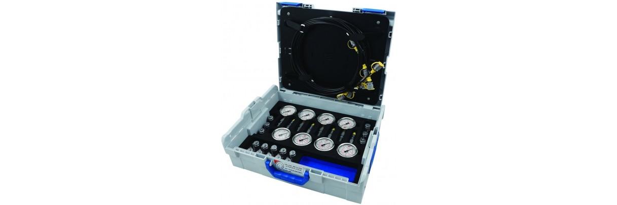 Matériel de contrôle hydraulique